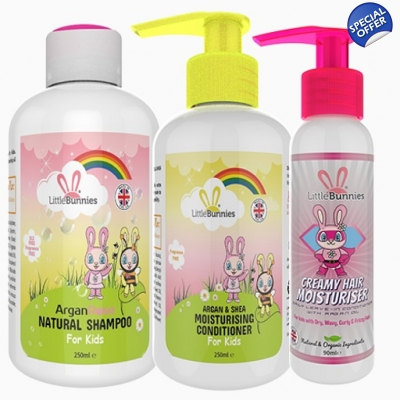 Kids Perfect Hair Set