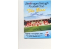 Boro Programmes from 'The Conference Y..