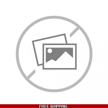 Black Hoodie White & Blue Front Logo