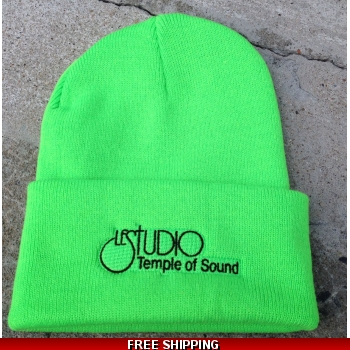 Le Studio Lime Green Wi..
