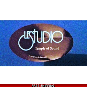 Le Studio 3x5 Bumper Sticker..