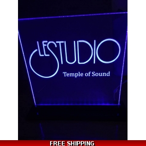Le Studio Led Light Sign 16X16 Inches TOS
