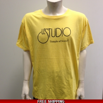 Le Studio Yellow shirt ..