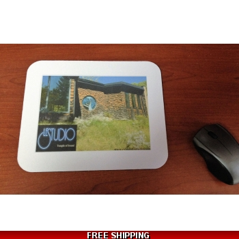 Le Studio White Mouse Pad Pi..