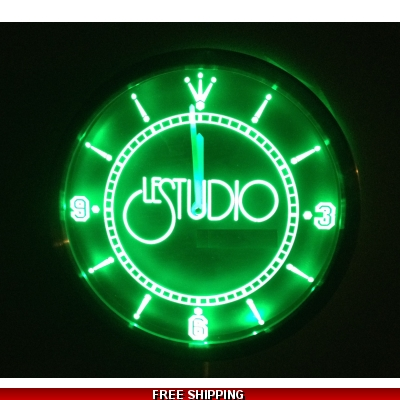 Le Studio Led Clock