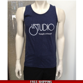Le Studio Men Blue/Grey Tank..