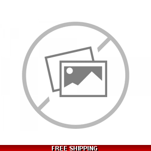 Red Zipper Hoodie White & Blue Embroid Front Logo TOS