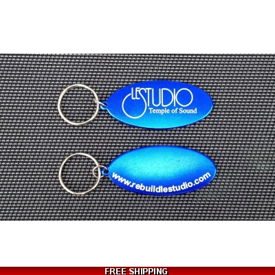 Le Studio Blue Key Tag