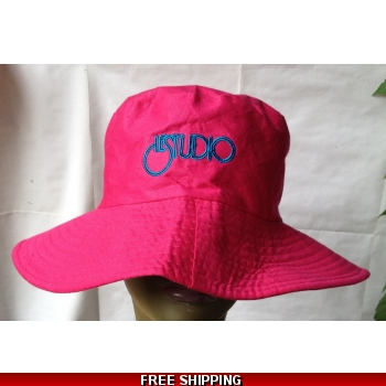Pink Fisherman Hat..