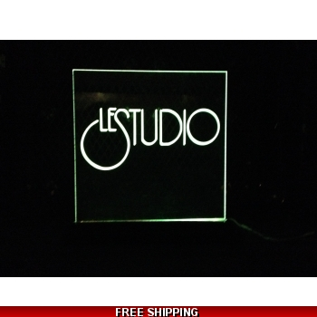 Le Studio Led Light Sig..