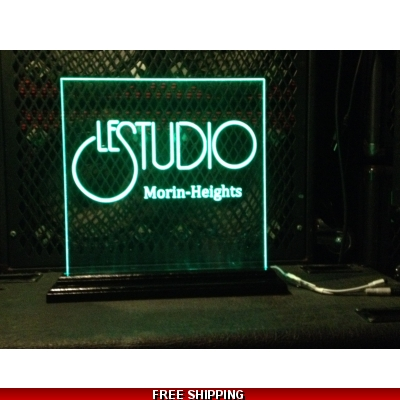 Le Studio Led Light Sign 20X20 Inches M/H