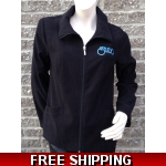 Woman Black Spring Jacket