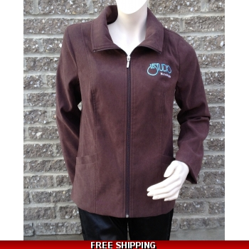 Woman Brown Spring Jacket M/H