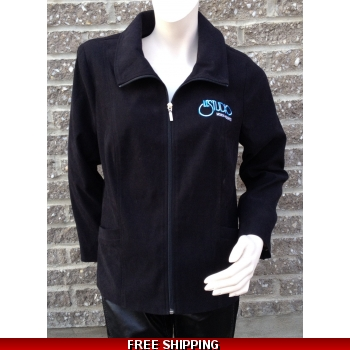 Woman Black Spring Jacket M/H
