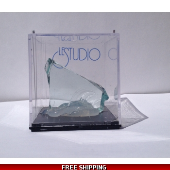 Cube Display Box with P..
