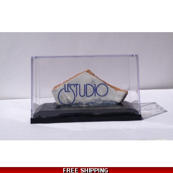 Cube Display Box with Piece ..