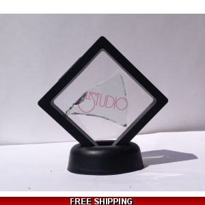 Display Frame with piece of Glass from Le Studio
