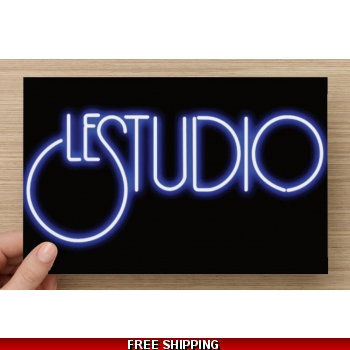 Le Studio Post Card Logo