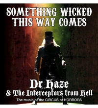Something Wicked This Way Comes - CD Album
