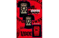 VOODOO LADIES FITTED T-..