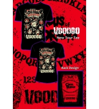 VOODOO LADIES FITTED T-SHIRT
