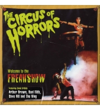 CD - Welcome To The FreakShow