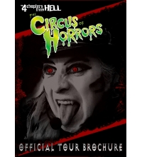 4 Chapter From Hell 2010/11 Tour Brochure