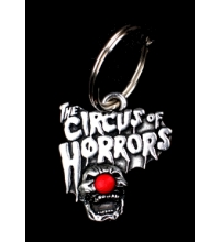 Alchemy Pewter Psycho Clown Key Ring