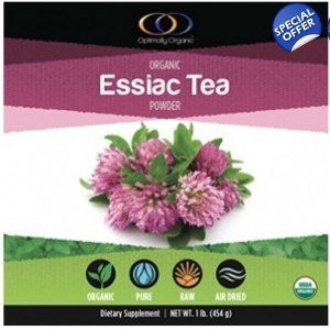 Organic Essiac Tea Powder 1 LB