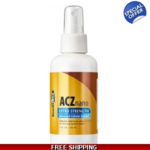ACZ Nano Zeolite Extra Strength - 2OZ Results RNA