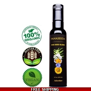 Panaseeda 5 Seed Oil Blend by Activation Products