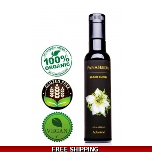 Panaseeda Black Cumin Oil 250ml