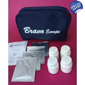 Bravo Super Probiotic Yogurt-4 Sets GCMAF-Switzerland-Priority Mail