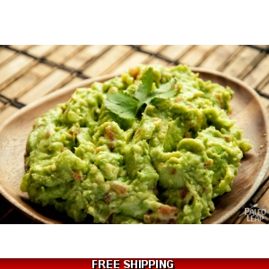 Ketogenic Gaucomole Recipe