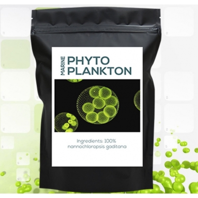 Marine Phytoplankton 100 g  - 100 Pct Pure Freeze-Dried