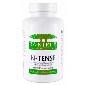 Raintree N-TENSE - Back In Stock - 700mg 120 Vcaps Immune