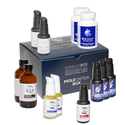 Mold Detox Box by Quicksilver Scientific
