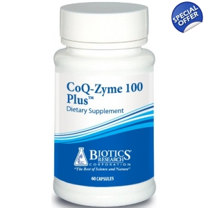 COQ-zyme Forte by Biotics Research COQ10