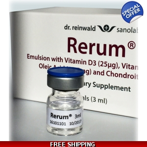 Rerum 3ml Dr Reinwald - Backordered