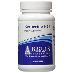 Berberine HCI by Biotics Research