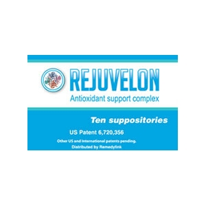 Rejuvelon Suppository Catalyse and SOD
