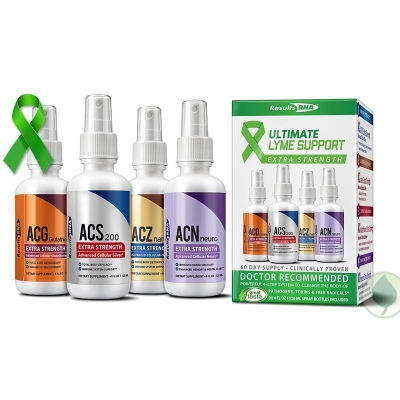 Results RNA Ultimate Lyme Support - 4OZ System
