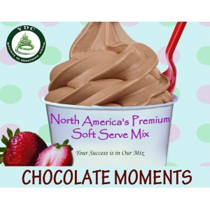 YDC Chocolate Moments Soft Serve Ice Cream Mix