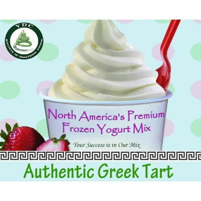Greek Tart Frozen Yogur..