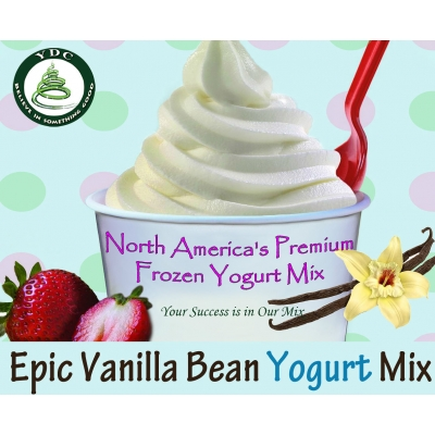 Epic Vanilla Bean Froze..