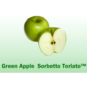 Green Apple Soft-Serve Fruit Sorbet Mix