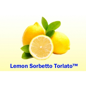 Zesty Lemon Soft-Serve Fruit Sorbet Mix