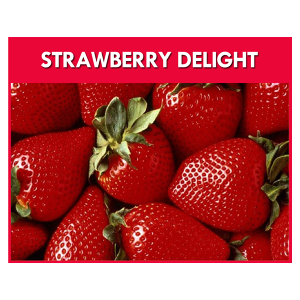 Strawberry Delight Flavour Mix
