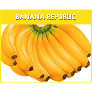 Banana Republic Flavour Mix