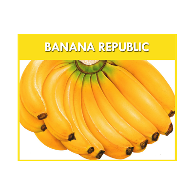 Banana Republic Flavour..